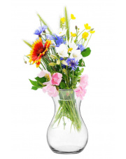 Wazon szklany na kwiaty w sklepie Dedekor.pl