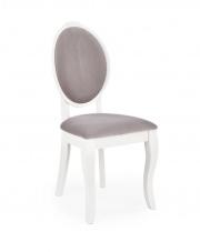 Komfortowe krzesło  VELO białe