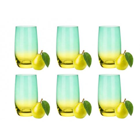 Komplet 6 szklanek wysokich na lato 3 w sklepie Dedekor.pl