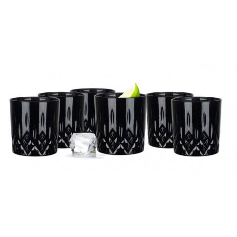 Komplet 6 niskich szklanek  w sklepie Dedekor.pl