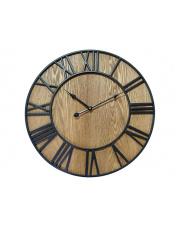 Duże zegar ścienny loft 50cm  w sklepie Dedekor.pl