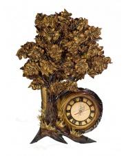 Zegar Ścienny Drzewo