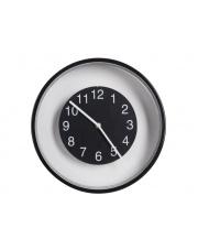 Rewelacyjny zegar śr. 30 cm metal 2 kolory w sklepie Dedekor.pl