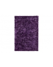 Dywan Shaggy Polyester violet 130/190cm