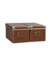 Pudło brązowe Brown Box 15cm w sklepie Dedekor.pl