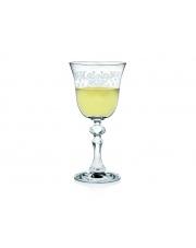 Ozdobne kieliszki do białego wina Krista 6szt.