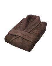 Bawełniany płaszcz kąpielowy L/XL