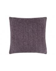 Ciemno fioletowa poduszka sweterek