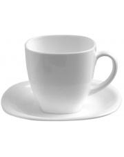 Serwis Kawowy Carine Biały 04998 w sklepie Dedekor.pl