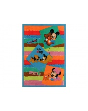 Kolorowy dywan akrylowy Baby 100x150 Disney