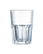 Komplet 4 szklanek New America Wysokie 400 ml OUTLET w sklepie Dedekor.pl
