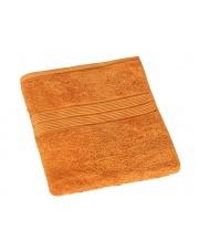 Pomarańczowy ręcznik bawełniany Luxury Towel 50x90 w sklepie Dedekor.pl