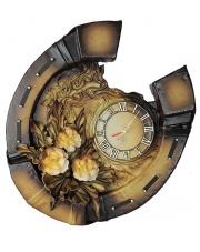 Zegar Ścienny Podkowa