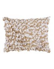 Dekoracyjna poduszka z bawełny Papercut 50x35 w sklepie Dedekor.pl