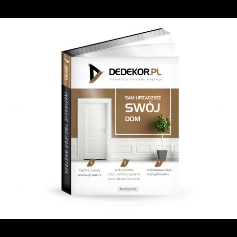 Praktyczny e-book Sam Urządzisz Swój Dom, Bestseller w sklepie Dedekor.pl