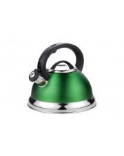 Czajnik z gwizdkiem Zielony 3,0L