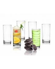 Komplet 6 szklanek wysokich 250 ml Glasmark