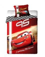 Pościel dziecięca Cars Czerwony