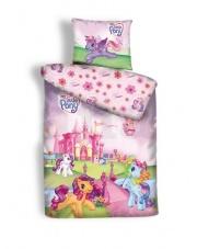 Pościel dla dziewczyki Kucyk Pony w sklepie Dedekor.pl