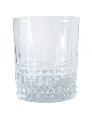 Zestaw 6 szklanek niskich do whisky Elysees 300 ml