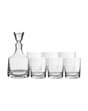 Ekskluzywny zestaw do whisky Krosno 7 elementów w sklepie Dedekor.pl