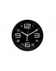 Odlotowy zegar śr. 20 cm biały lub czarny  w sklepie Dedekor.pl