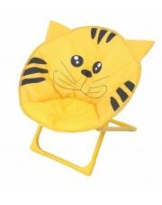 Krzesełko dziecięce składane GARFIELD