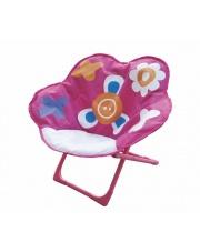 Krzesełko dziecięce składane KWIATEK