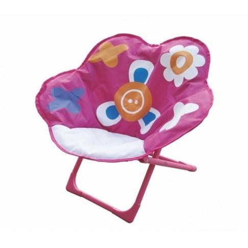 Krzesełko dziecięce składane KWIATEK w sklepie Dedekor.pl