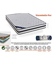 Materac Termoelastyczny Eliocel Visco-Pur 90x200x21