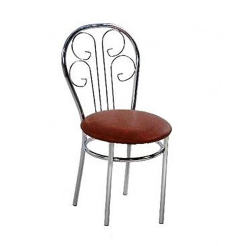 Krzesło kuchenne CEZAR - 20 kolorów w sklepie Dedekor.pl