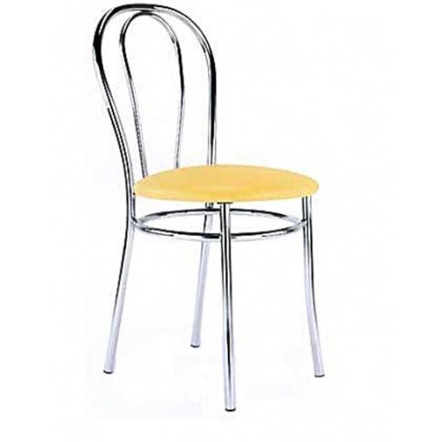 Praktyczne krzesło kuchenne TULIP - 20 kolorów w sklepie Dedekor.pl