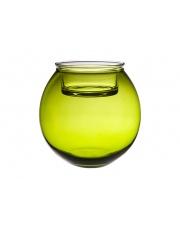 Zielony świecznik