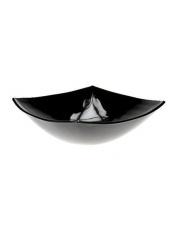 Salaterka Quadrato 14 cm czarna  w sklepie Dedekor.pl