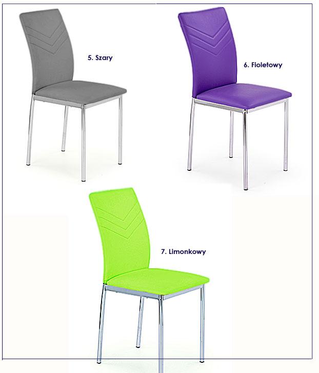 krzesło do kuchni metalowe