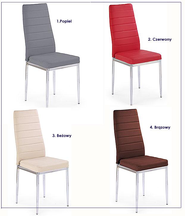 kolory krzesła