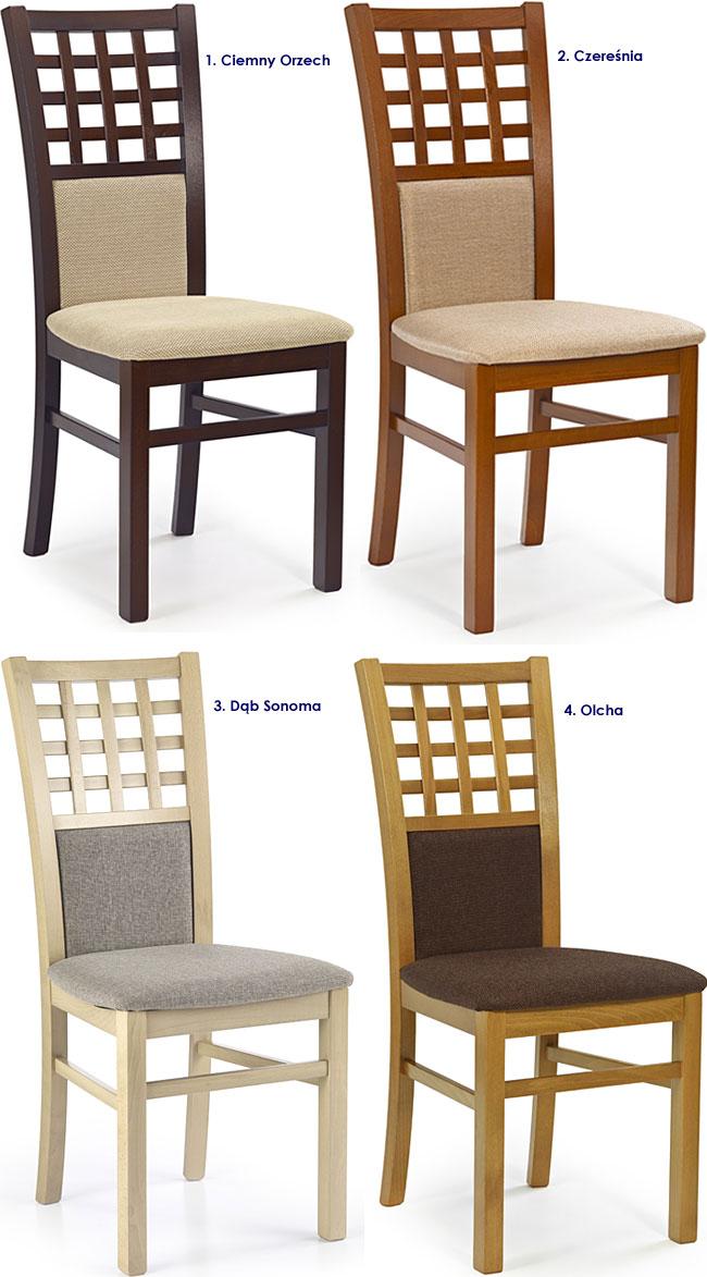 krzesło tapicerowane Eddie