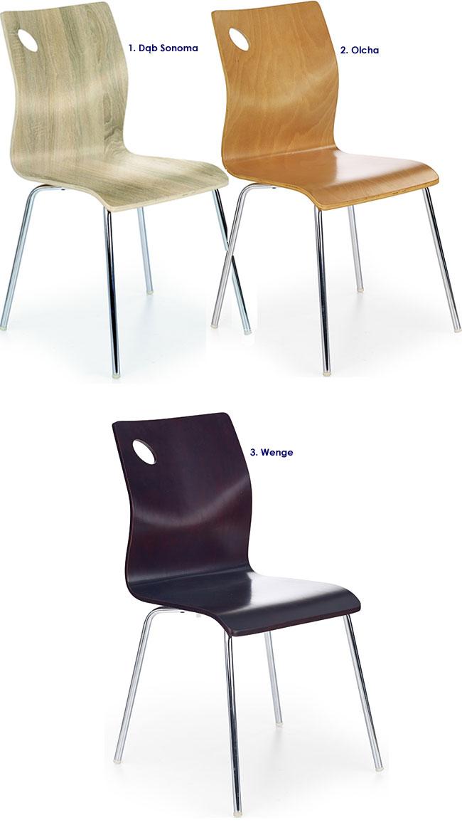 krzesło metalowe Goran