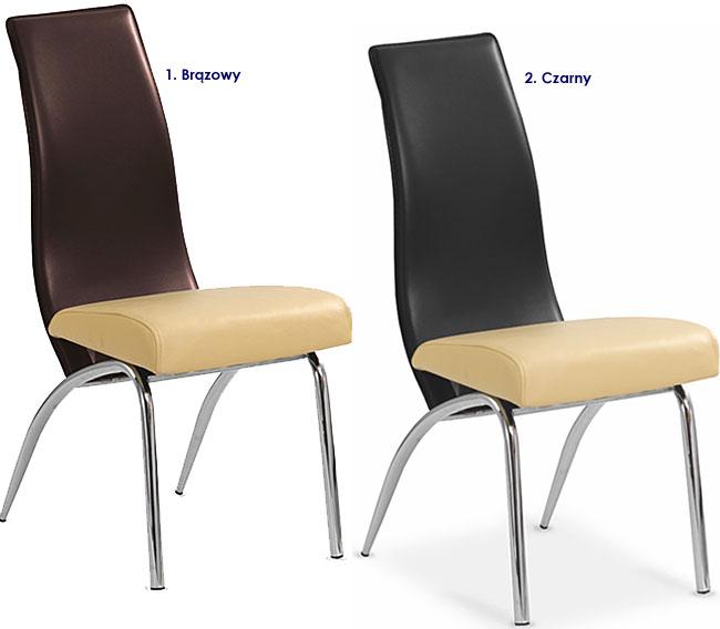 krzesło czarne Henry
