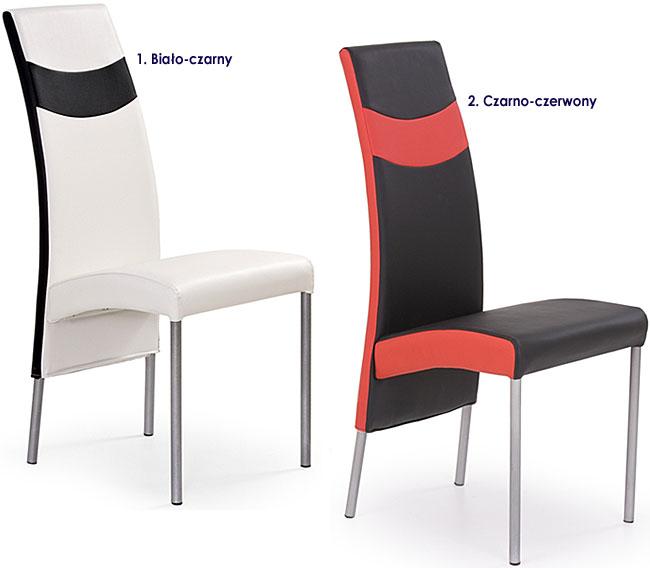 krzesło tapicerowane Inter