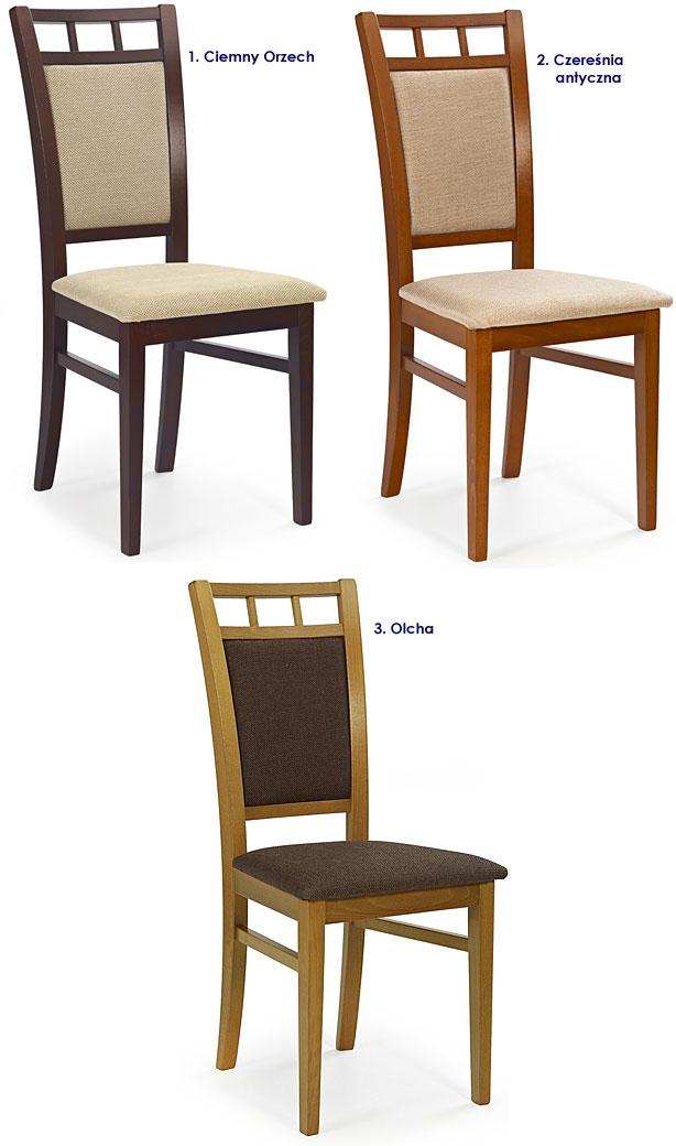 krzesło tapicerowane Miguel