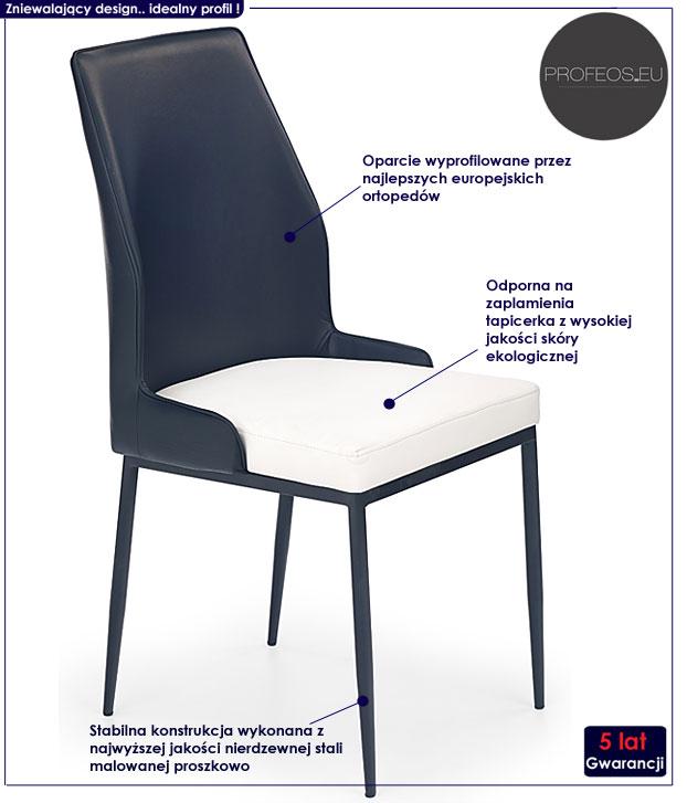 krzesło kuchenne Orion