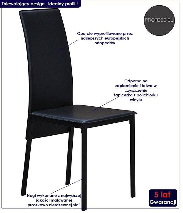 krzesło kuchenne Secret
