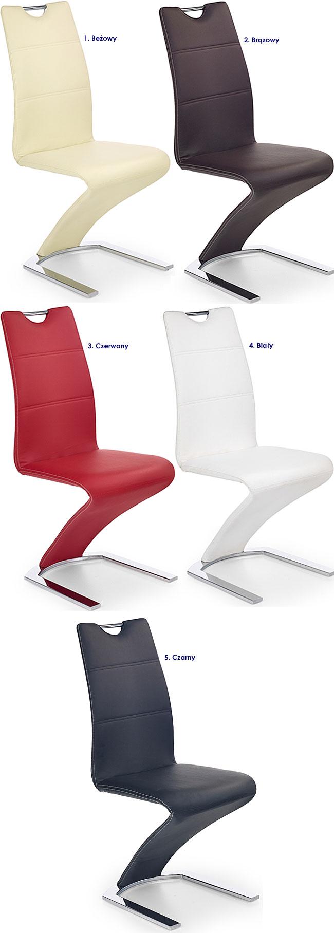 krzesło tapicerowane Yorker