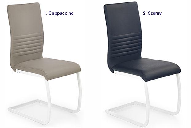 krzesło tapicerowane Zeppen
