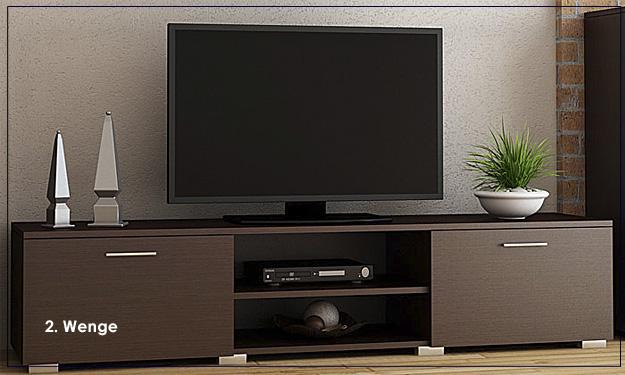 szafka na telewizor Pixelo dąb sonoma