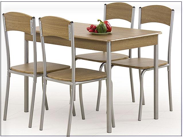 stół kuchenny z krzesłami Tolers