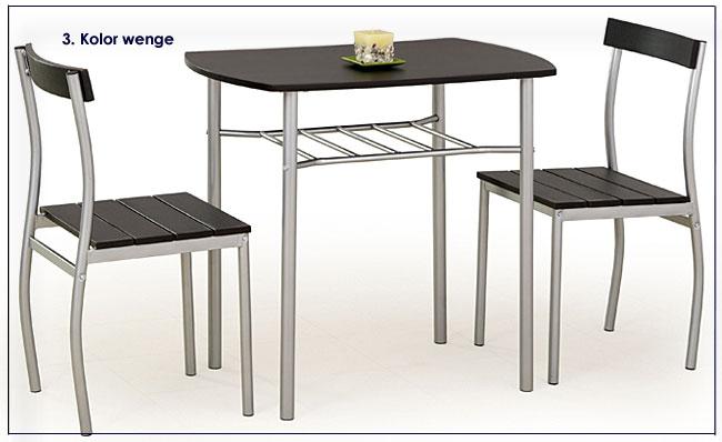 stół i krzesła Twiner